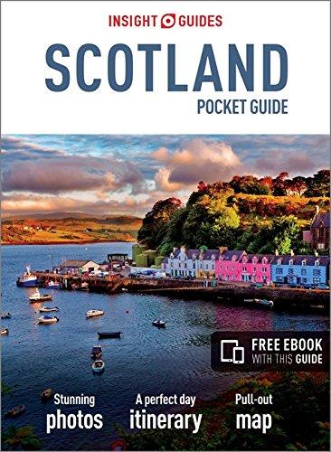 Insight Guides: Pocket Scotland (Insight Pocket Guides)