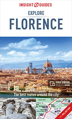 9781780059105: Insight Guides Explore Florence (Travel Guide with Free eBook) (Insight Explore Guides)