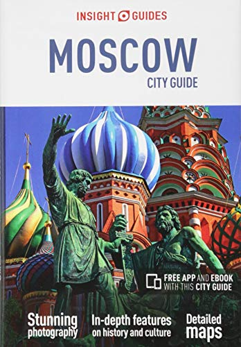 9781780059389: Moscow (Insight City Guides)