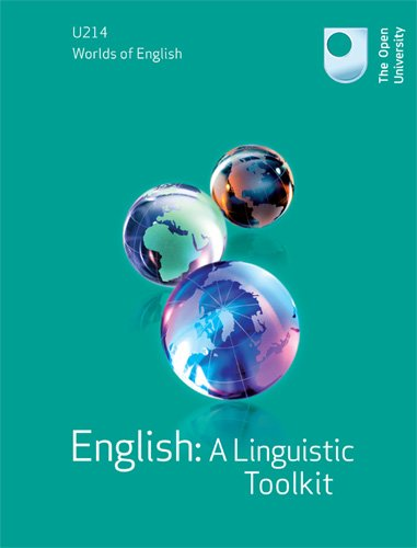 9781780075044: English: A Linguistic Toolkit