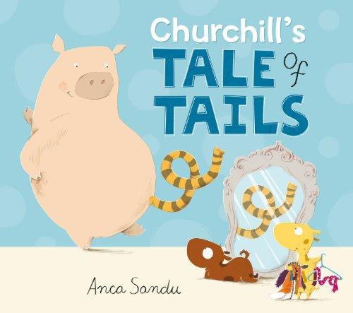 Churchill's Tale of Tails: Sandu, Anca