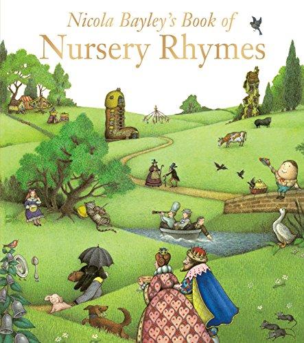 9781780080383: Nicola Bayley's Book of Nursery Rhymes