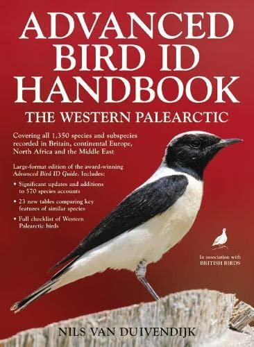 9781780090221: Advanced Bird Id Handbook