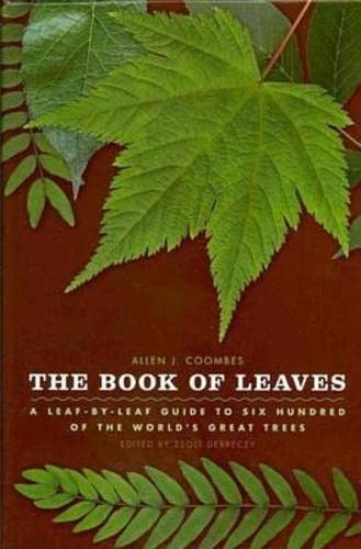 9781780090597: The Book of Leaves. Allen J. Coombes, Zsolt Debreczy