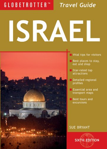 Israel Travel Pack, 6th (Globetrotter Travel Packs): Sue Bryant