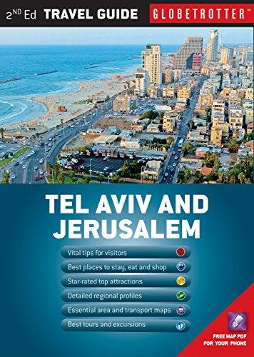 9781780091716: Tel Aviv and Jerusalem Travel Pack (Globetrotter Travel Packs)