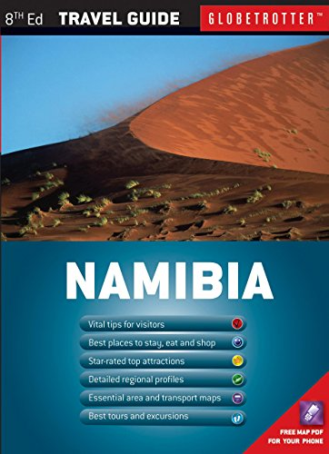 9781780093741: Namibia (Globetrotter Travel Pack)