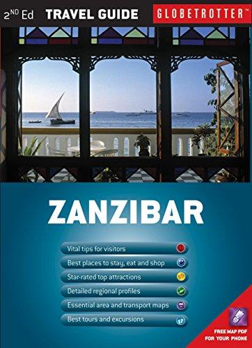 9781780093833: Zanzibar Travel Pack (Globetrotter Travel Packs)