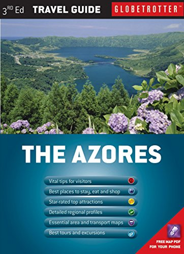 9781780093857: Azores Travel Pack, 3rd (Globetrotter Travel Packs)