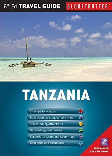 Tanzania Travel Pack, 6th (Globetrotter Travel Packs): Mercer, Graham