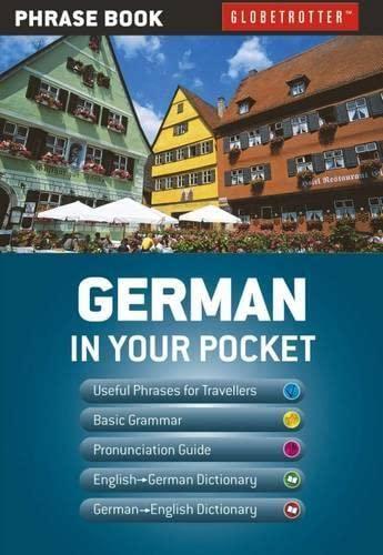 9781780093994: German In Your Pocket, 2nd (Globetrotter In Your Pocket)