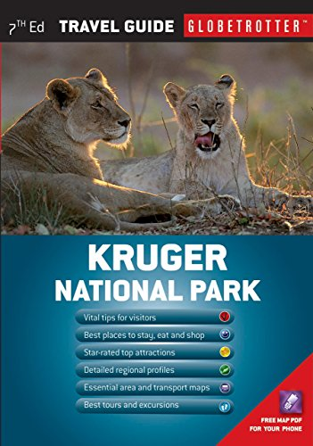 9781780095943: Kruger National Park Travel Pack (Globetrotter Travel Packs)