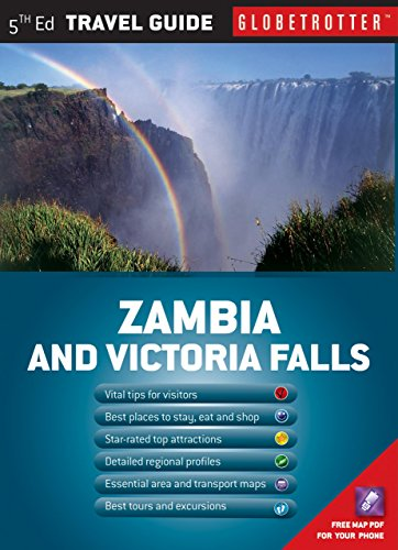 9781780095950: Zambia and Victoria Falls Travel Pack, 5th (Globetrotter Travel Packs)