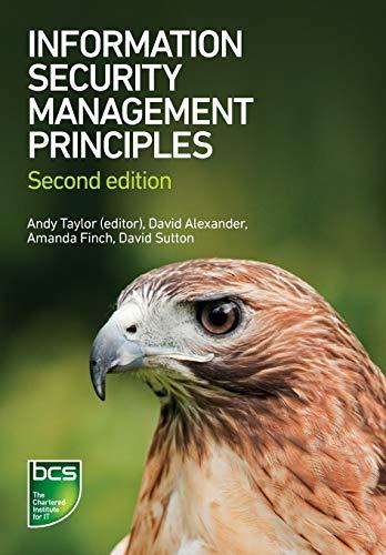 9781780171753: Information Security Management Principles