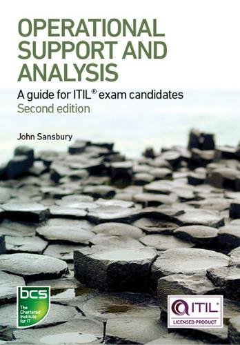9781780171968: Operational Support and Analysis: A Guide for ITIL Exam Candidates - Second Edition