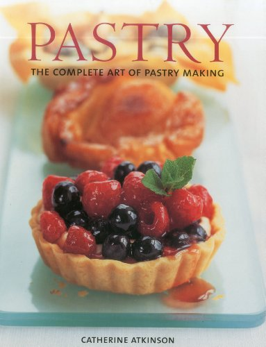 9781780191201: Pastry: The complete art of pastry making