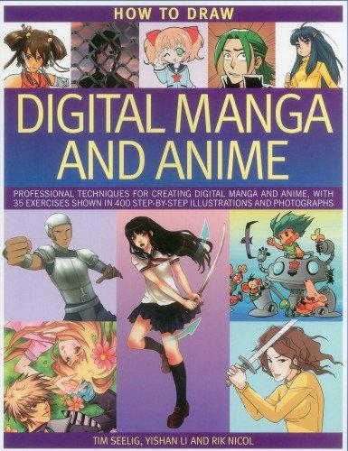 9781780191416: How to Draw Digital Manga and Anime
