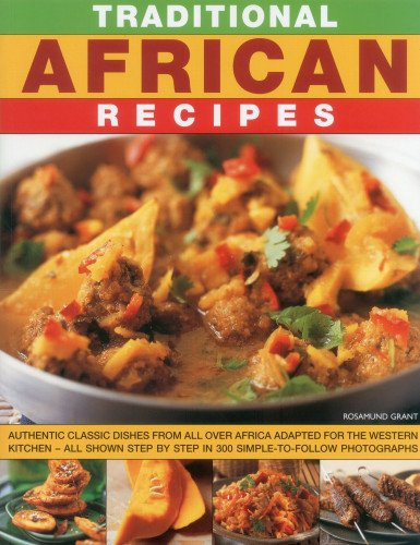 9781780191966: Traditional African Recipes