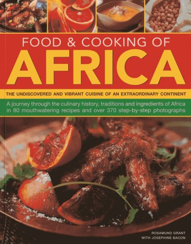 9781780192109: Food & Cooking of Africa: The undiscovered and vibrant cuisine of an extraordinary continent