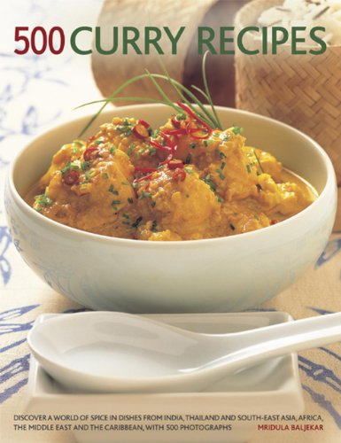 9781780192628: 500 Curry Recipes: Discover a World of Spice in Dishes from India, Thailand and South-East Asia, Africa, the Middle East and the Caribbean, with 500 Photographs