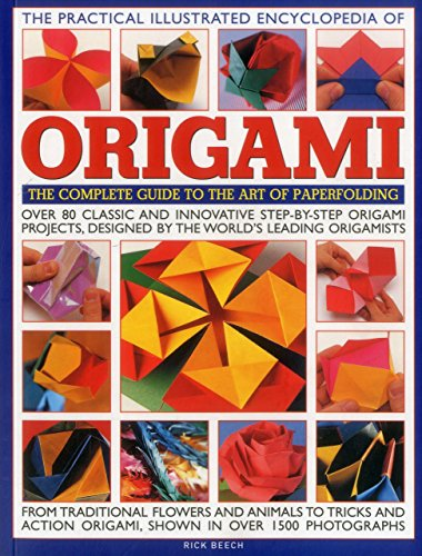 9781780193267: The Practical Illustrated Encyclopedia of Origami: The Complete Guide To The Art Of Papermaking