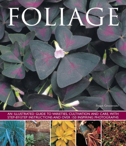 Foliage: An Illustrated Guide to Varieties, Cultivation and Care, with Step-By-Step Instructions ...