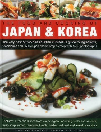 9781780194257: The Food and Cooking of Japan & Korea