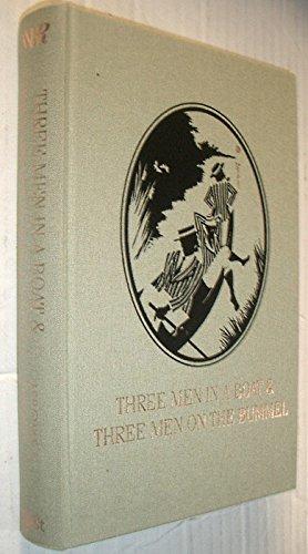 9781780200347: Three Men in a Boat; Three Men on the Bummel