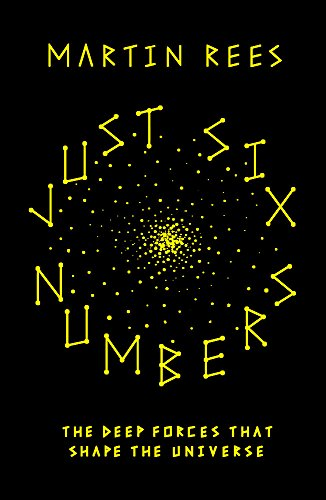 9781780226903: Just Six Numbers (SCIENCE MASTERS)