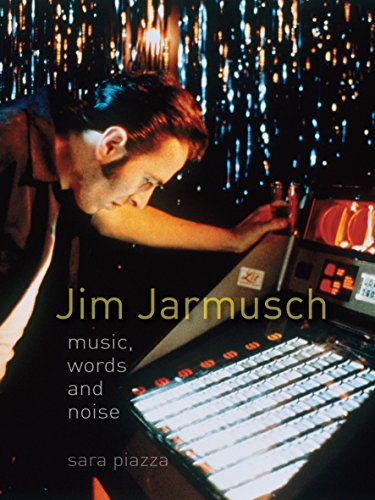 9781780234410: Jim Jarmusch: Music, Words and Noise