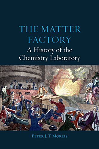 The Matter Factory: A History of the Chemistry Laboratory: Morris, Peter J. T.