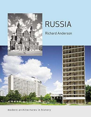 9781780235035: Russia: Modern Architectures in History (Reaktion Books - Modern Architectures in History)