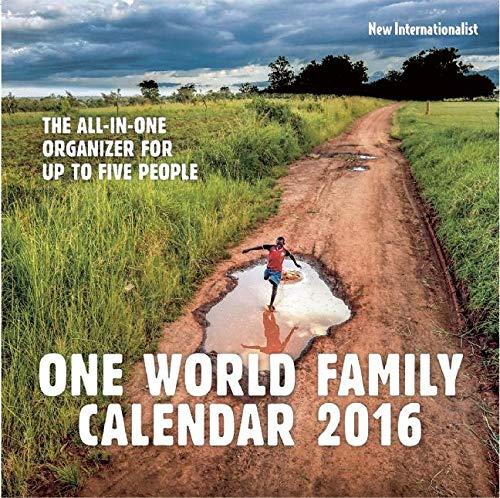 One World Family Calendar 2016