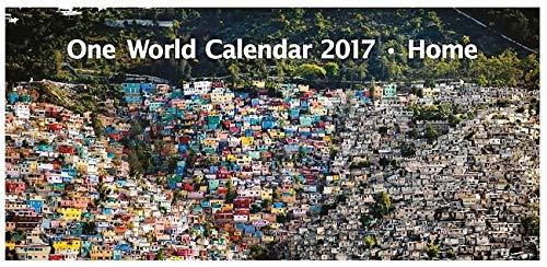 9781780263021: The One World Calendar 2017