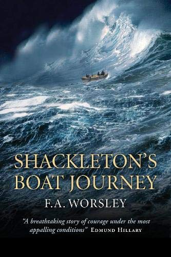 9781780272092: Shackleton's Boat Journey