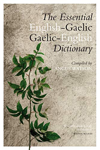 9781780274645: The Essential Gaelic–English/English–Gaelic Dictionary
