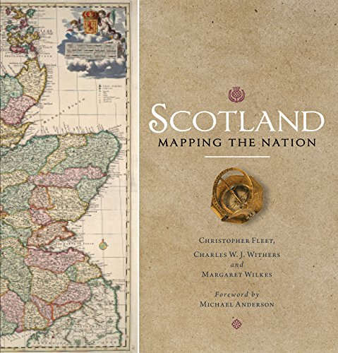 9781780274836: Scotland: Mapping the Nation
