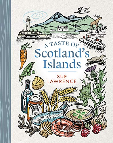 9781780276007: A Taste of Scotland's Islands