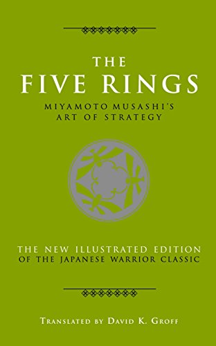 9781780281209: The Five Rings: Miyamoto Musashi's Art of Strategy (The Art of Wisdom)