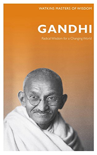 9781780281261: Masters of Wisdom: Gandhi: Radical Wisdom for a Changing World