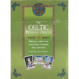 9781780285115: The Celtic Wisdom Oracle: Oracle Cards for Ancient Wisdom and Guidance