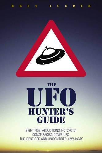 A UFO Hunter's Guide: Lueder, Bret
