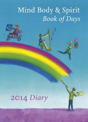 9781780285665: Mind Body Spirit Book of Days 2014