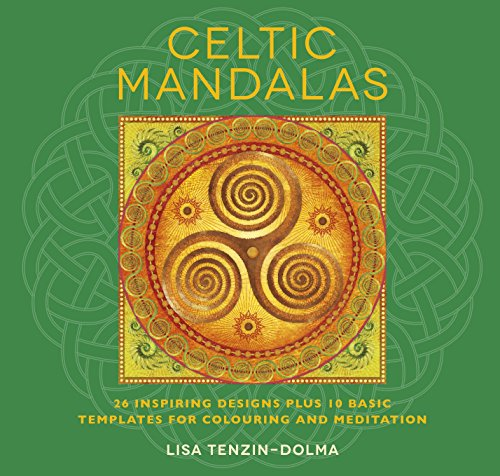 9781780286013: Celtic Mandalas: 26 Inspiring Designs for Colouring and Meditation (Watkins Adult Coloring Pages)