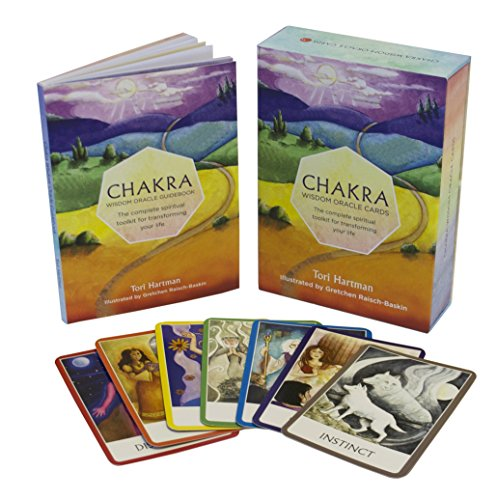 Chakra Wisdom Oracle Cards: The Complete Spiritual Toolkit for Transforming Your Life: Tori Hartman