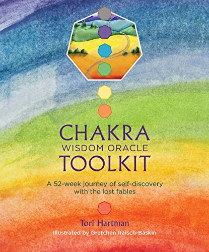 9781780288291: Chakra Wisdom Oracle Toolkit: A 52-Week Journey of Self-Discovery with the Lost Fables