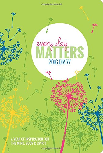 9781780288352: Every Day Matters 2016 Pocket Diary