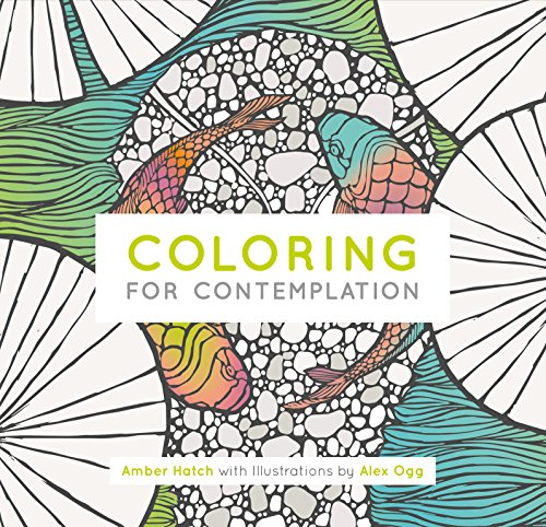 9781780289250: Coloring For Contemplation (Watkins Adult Coloring Pages)
