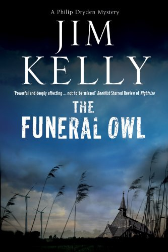 The Funeral Owl (A Philip Dryden Mystery): Kelly, Jim