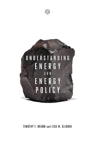 9781780329352: Understanding Energy and Energy Policy